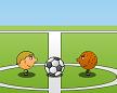 כדורגל לשניים