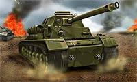 התקפת הטנקים
