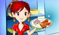 הכנת עוגת דלעת