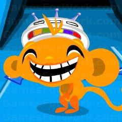 קוף עצוב שמח בחלל 2