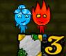 בן האש ובת המים 3 במקדש