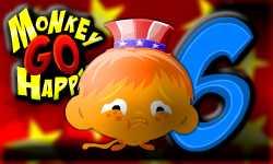 קוף עצוב שמח 6