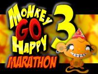 הקוף העצוב מרתון 3