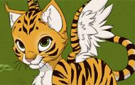 יצירת חתול